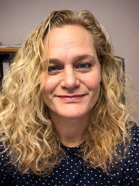 REKTOR: Gudrun Fodstad er ansatt som rektor og daglig leder ved Feiring videregående skole.