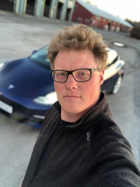 – Bytt til elbil nå. Det er den klare oppfordringen Mats-André Buraas, leder i Østfold Elbilforening, gir til kommunene i Østfold.