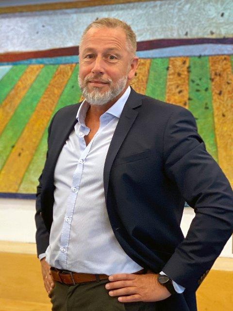 Steinar Hansen, direktør i NAV Øst-Viken, sier at det har vært en står økning under pandemien i antall mottakere av arbeidsavklaringspenger.