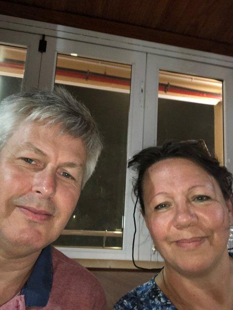 Christen Guddal og Line Skavnes tilbragte sammen med dattera Silje vinterferien på Gran Canaria. Nå er ferien to dager på overtid, og fortsatt vet de ikke når de kommer hjem. De klager ikke, men noen feriefølelsen har de ikke lenger.