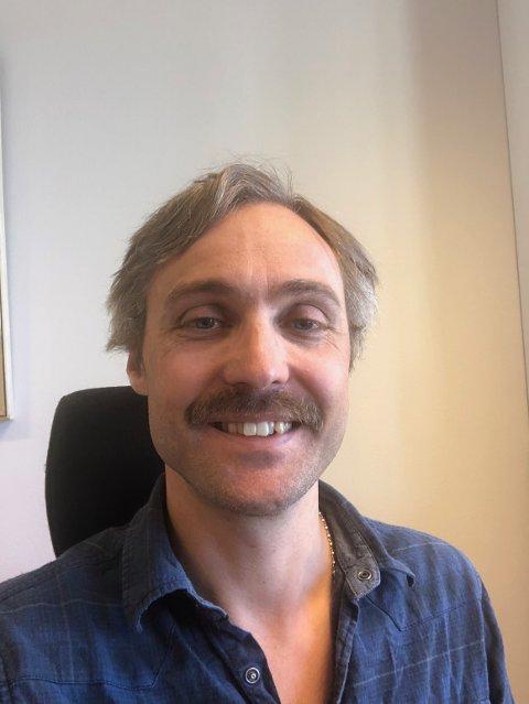 Spent: Kommunalsjef Pål Andreassen er spent på søkerlista til den nye lederjobben i Valdres.