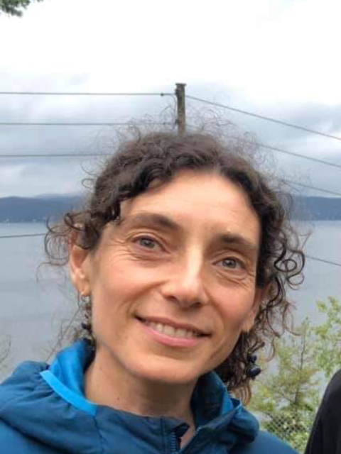 Olga Papalexiou, gruppeleder Nesodden Rødt.