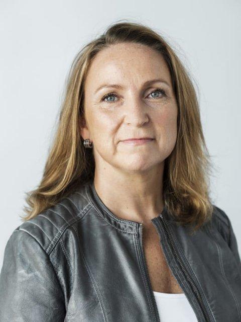 BEKLAGER: – Vi beklager at passasjerene rammes av kanselleringer på Røros-ruta, som vi vet også kan påvirke videre flygninger og avtaler både innenlands og utenlands, sier kommunikasjonssjef i Widerøe, Catharina Solli.