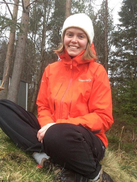 Begynner i mai: Sunndals nye klima- og miljørådgiver, Line Nygård.  Foto: Privat