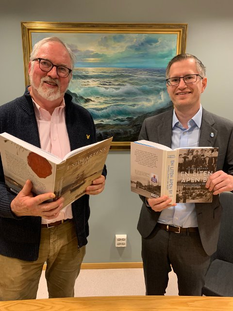 Ordførerne Per Kr. Lunden i Risør og Robert Cornels Nordli i Arendal har blitt enige om å samarbeide om felles arrangementer i forbindelse med at begge byene markerer sine 300-årsjubileer i 2023.