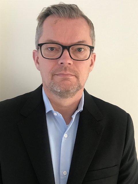 INKASSO: Daglig leder og medeier Geir Grindland i InkassoPartner AS.