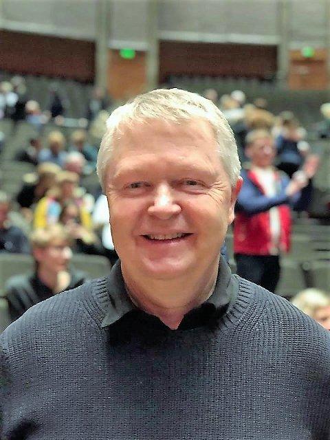 MED SIDAN STARTEN: Lindåsingen Magnus Ole Eide har vore med og spelt i NM i 40 år.