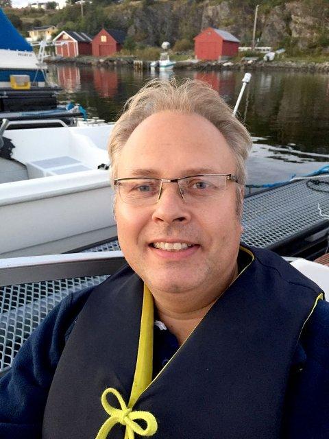 - Mange tror nok de samme reglene gjelder for båt som for bil, sier båtekspert i Frende Forsikring, Edmond Wold Gaulen.