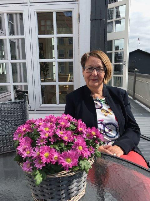 Kirstin Mobakken blir kommunalleder for samfunnsutvikling i Hamarøy kommune.