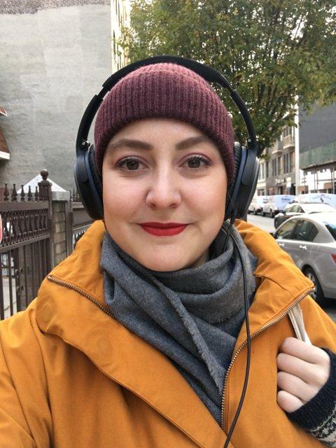 Eivor Pedersen (33) fra Gildeskål flyttet til New York for å studere. I dag driver hun designbyrået YEAIKNOW, sammen med studiekompisen Kenny Batu.