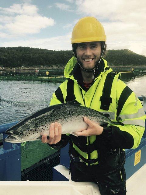 Tidligere NHH-student Kristian Mangset Lorentsen er sønn av oppdrettsveteran Kjell Lorentsen i Bodø-selskapet Gigante Havbruk, som har gjort familien søkkrike.