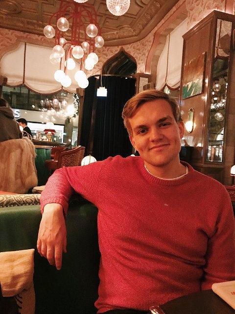 Øystein Kolstad Kvalø følte seg urettferdig behandlet etter en opplevelse ved et utested i fjor vår. Nå har han fått svar på klagen.