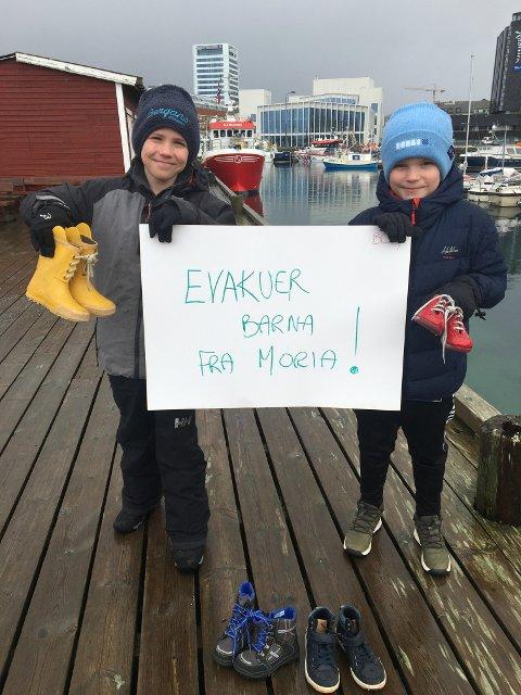 Det har kommet en rekke bidrag fra Bodø og omegn.