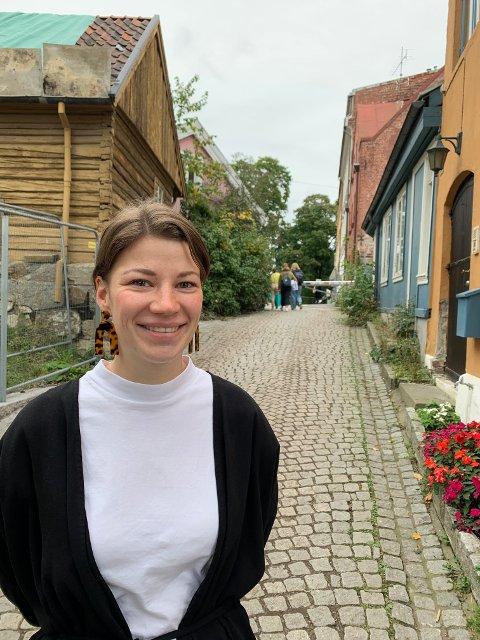 - Vi var en hel vennegjeng som flyttet rett etter videregående, forteller Susanna Strand. En fjerdedel av de spurte mellom 18 og 29 år planlegger flytting fra Nord-Norge de neste 3 årene.