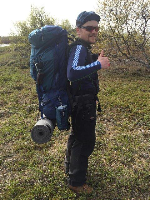 Øyvind Lauvdahl ser på Bodø og Salten med skråblikk.
