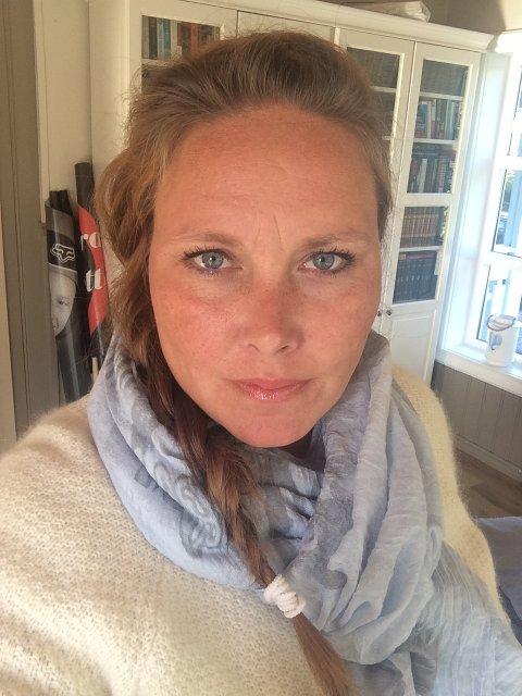 Katrine Olsen Gillerdalen i Odinstiftelsen,