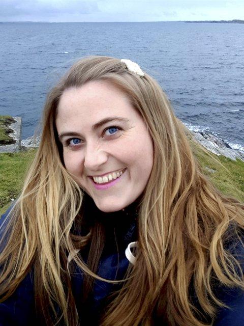 Anette Olsen Vebjørnsen er frivillig i Kveldsvakten.