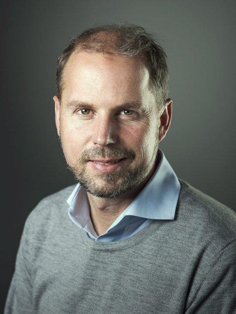 UTENFOR: Åtte av dem som dør av metadon er ikke innenfor LAR-systemet, sier professor Thomas Clausen. FOTO: Kristin Ellefsen