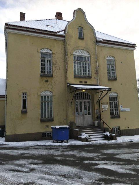 Ble besøkt: Dikemark sykehus og Ringerike fengsel.