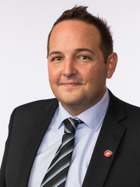 Gisle Meininger Saudland, Fremskrittspartiet, Vest-Agder