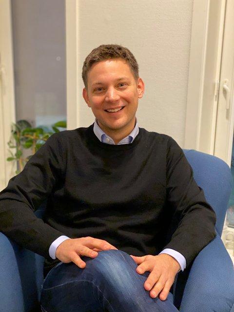 Ordfører i Lebesby, Sigurd Rafaelsen, ønsker alle en god påske.