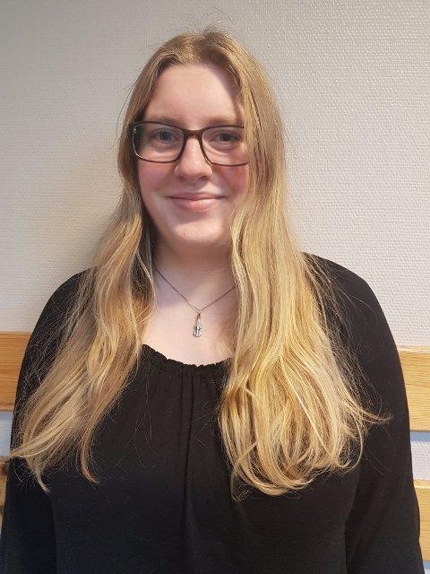 Sara Solberg Losnegård (18) har lært at impulskjøp kan svi seinare når ein er blakk.