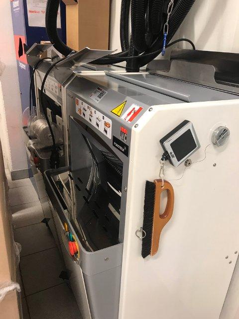 TILBAKE: Butikkane til Norgesgruppen og Rema 1000 opnar for bruk av brødskjeremaskinene igjen.