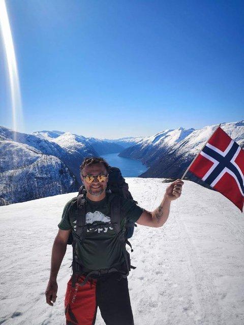 NY JOBB: Sogningen skal pendle til ny jobb i Sunnfjord.