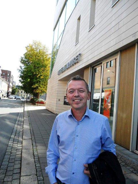 Ti episoder: Kjell Jørgen Holbye var med og skapte tv-serien «Aber Bergen» på TV3. Nå hopper han av som manusforfatter til sesong to.