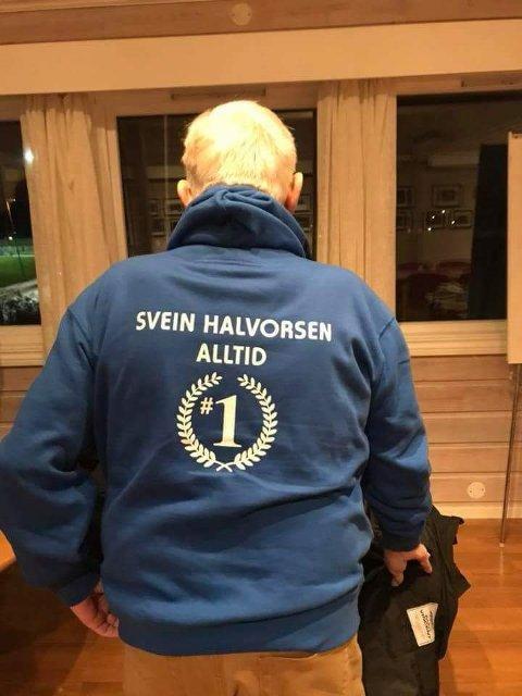 Nummer 1: Svein Halvorsen har bekledd alle roller i Gresvik IF.