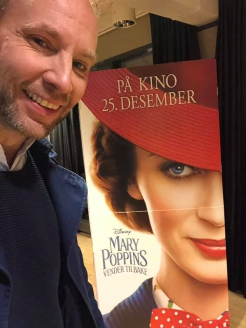 Erik-André Hvidsten har allerede sett filmen og sier den er nydelig.