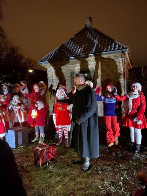 Nissene i NisseNatt redder jula i år også