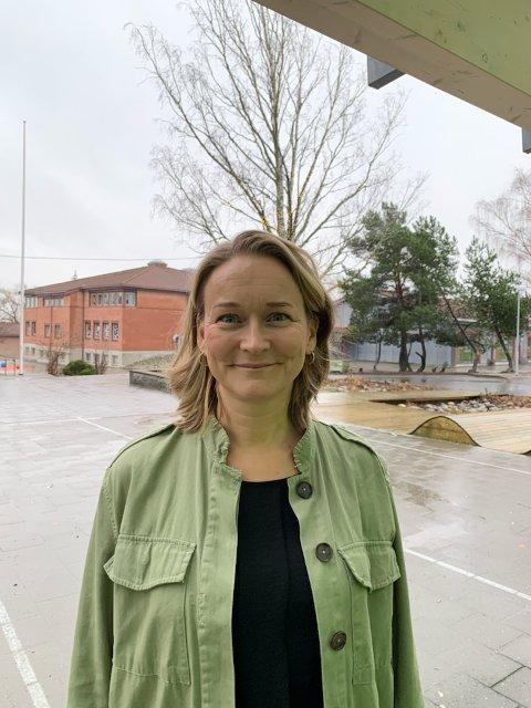 Unni Gamnes (48) er undervisningsinspektør på Nøkleby skole på Lisleby. I februar neste år blir hun rektor på Kråkerøy.