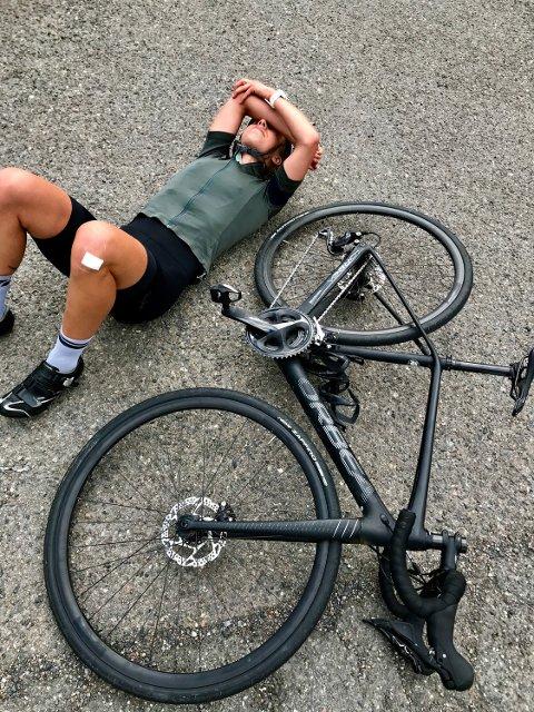 Kamilla Steiwer har allerede rukket å markere seg som syklist, men kommer uansett til å satse videre på orienteringsporten.