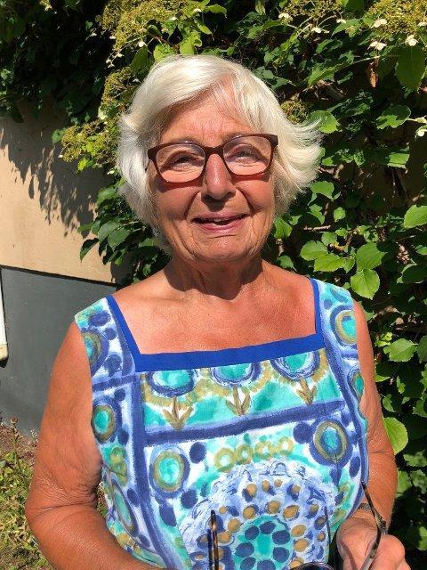 Vi aksepterer at vi ikke ble lyttet til, sier Merete Bache-Wiig, leder i Glemmen menighetsråd. Foto:Privat