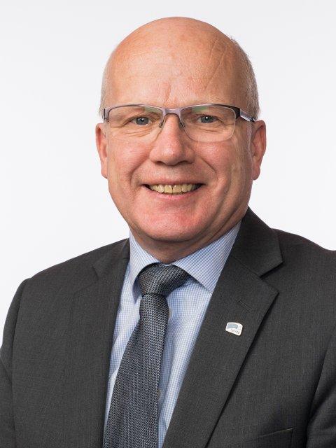 Hårek Elvenes – Høyres forsvarspolitiske talsperson