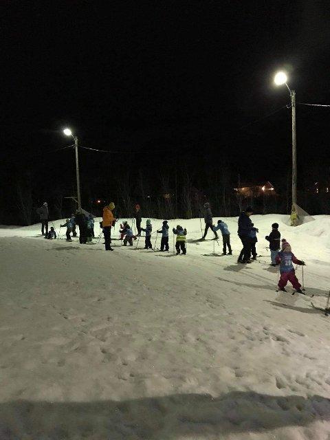 Skirenn, ski, langrenn, barneskirenn, lokal sport, sport, vinter, vintersport