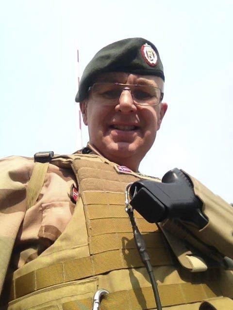Støtte: Veteraner som Roger Bjorøy-Karlsen er vanlige folk som kan trenge litt ekstra.