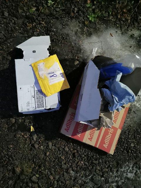 OVERVÅKET: En budtjeneste har meldt fra til politiet at de har følt seg overvåket under leveranser på Hagan. Lokalavisen har tidligere omtalt hvordan post og pakker er blitt stjålet, som her.