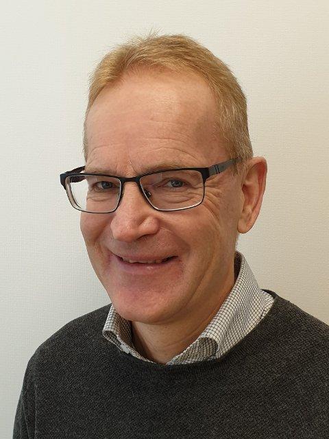 NY SJEF: Thorleif Brustad (58) er ny daglig leder i Nes Bygdeservice.