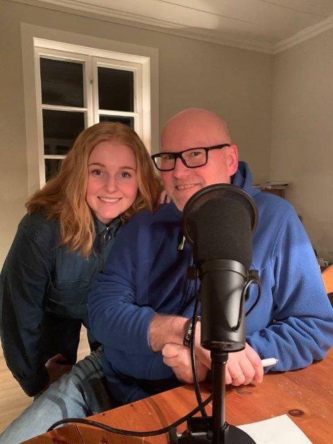 Ingrid Vatnar Eikje snakker med sin far, Runar Olsen om døden. Hun tar den vanskelige samtalen i den første av seks episoder i podkasten som hun lager for Menneskeverd. – Utrolig nok landet publiseringsdato midt i korona-krisen. Far og datter er forbløffet over timingen.