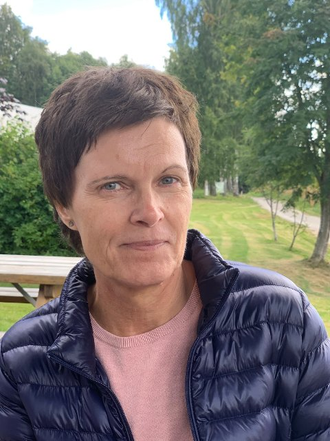 MESTER: Tone Opseth ble europamester med det norske kvinnelandslaget i fotball i 1987. I dag følger hun ikke særlig med på fotball. FOTO: SVERRE EIER