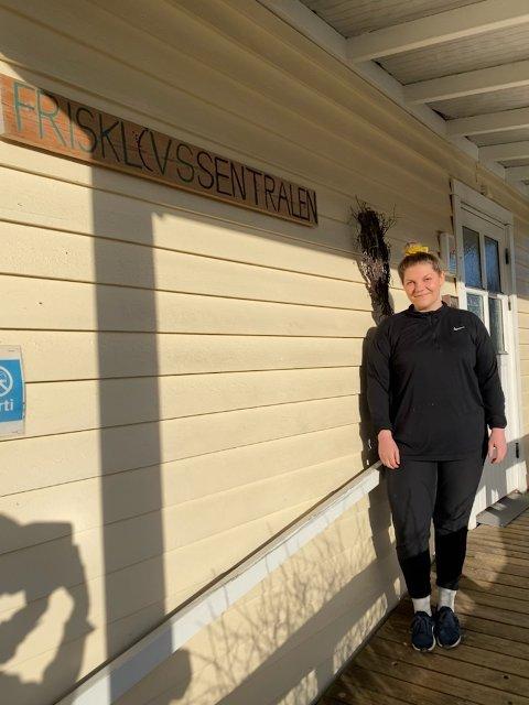Terese Andersen er en av de som ønsker å hjelpe barn og unge som sliter med overvekt og som faller litt utenfor.