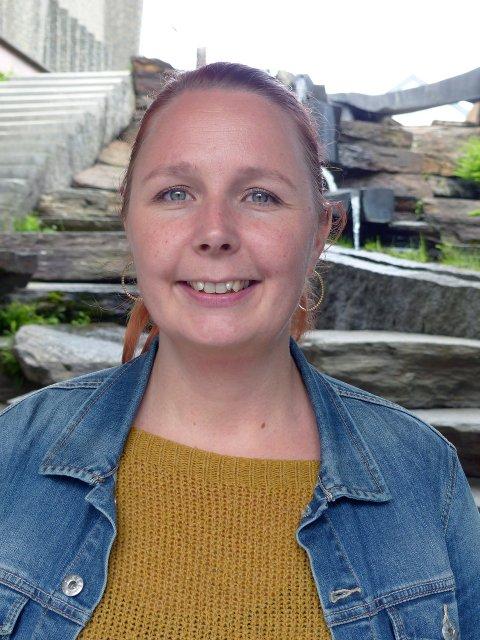 OMSORG: -Alle barn har krav på et trygt og stabilt hjem. Men ikke alle har det. Vi trenger flere fosterforeldre, sier rådgiver Line Cecilie Rugsveen i fosterhjemstjenesten  i Oppland.