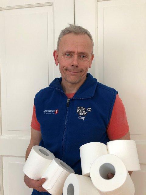Turneringsleder for Lillehammer Cup, Freddy Jensen, håper mange melder seg på historiens første norgesmesterskap i dorulltriksing.