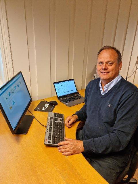Hans Gunnar Rosten har solgt aksjemajoriteten i PC system senteret AS (PCSS)
