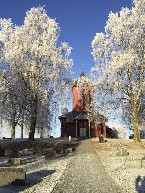 SKAL MALES: Ål kirke. ARKIVFOTO