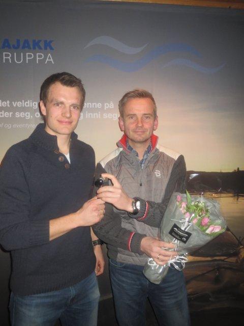 LEDER: Hans Jørgen Kvåle (til venstre) overtar for Thor Erik Gjefsen. Foto: Privat