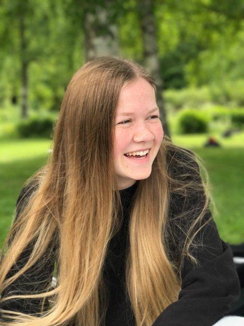 I NEDERLAND: Marte Bålerud flyttet til Nederland i september 2020 for å ta en bachelor i fysioterapi. - Her er det mye strengere, forteller hun.