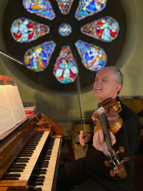 11. JULI: Orgelkonsert med Ulf Nilsen.
